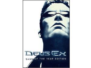 Deus Ex: Game Of The Year Edition [Online Game Code]