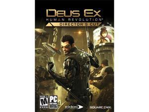 Deus Ex: Human Revolution Director's Cut [Online Game Code]
