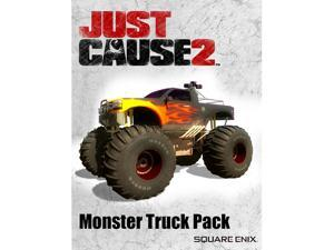 Just Cause 2: Monster Truck DLC [Online Game Code]