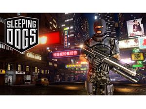 Sleeping Dogs: Tactical Soldier Pack [Online Game Code]