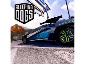 Sleeping Dogs: Wheels of Fury [Online Game Code]