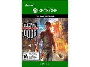 Sleeping Dogs: Definitive Edition XBOX One [Digital Code]