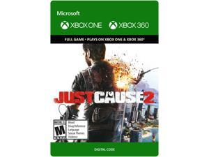 Just Cause 2 Xbox One & Xbox 360 [Digital Code]