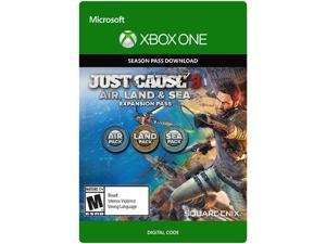 Just Cause 3 - Land, Sea, Air Expansion Pass XBOX One [Digital Code]