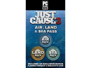 Just Cause 3: Air, Land & Sea Expansion Pass [Online Game Code]