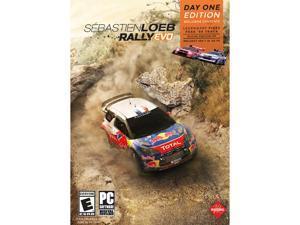 Sebastian Loeb Rally Evo Day 1 Edition [Online Game Code]