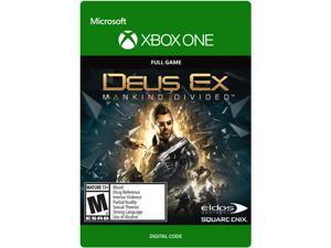 Deus Ex Mankind Divided Xbox One [Digital Code]
