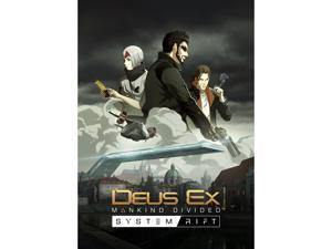 Deus Ex: Mankind Divided - System Rift [Online Game Code]