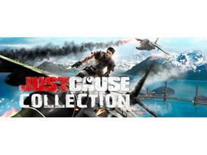 Just Cause Collection [Online Game Code]