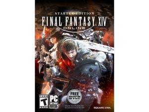 FINAL FANTASY XIV Online Starter Edition PC [Online Game Code]