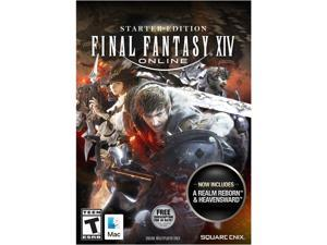 FINAL FANTASY XIV Online Starter Edition for Mac [Online Game Code]