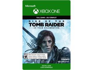 Rise of the Tomb Raider: 20 Year Celebration Xbox One [Digital Code]