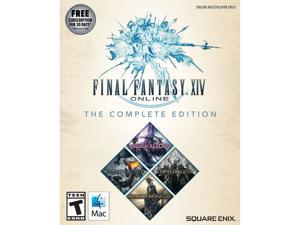 Final Fantasy XIV Complete Edition (2019 w/Shadowbringers) - [MAC Download]