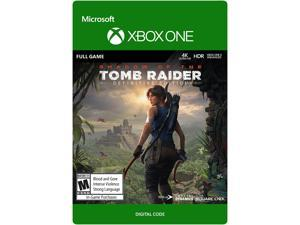 Shadow of the Tomb Raider: Definitive Edition Xbox One [Digital Code]