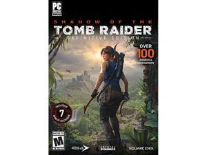 Shadow of the Tomb Raider: Definitive Edition [Online Game Code]