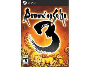 Romancing Saga 3 [Online Game Code]