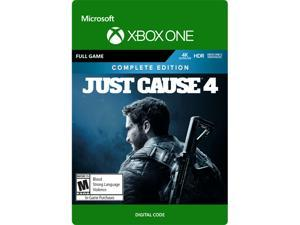 Just Cause 4: Complete Edition Xbox One [Digital Code]