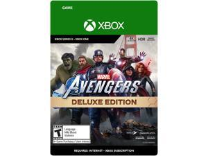 Marvel's Avengers: Deluxe Edition Xbox One [Digital Code]