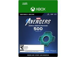 Marvel's Avengers: Heroic Credits Package Xbox One [Digital Code]