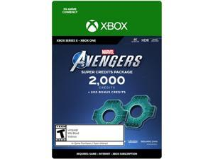 Marvel's Avengers: Super Credits Package Xbox One [Digital Code]