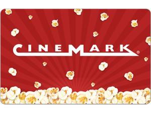 Cinemark $10 Gift Card (Email Delivery)