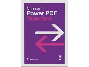 NUANCE Power PDF Standard 3.0 - Download