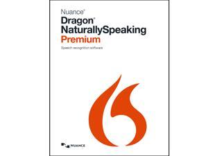 Dragon NaturallySpeaking Premium 13