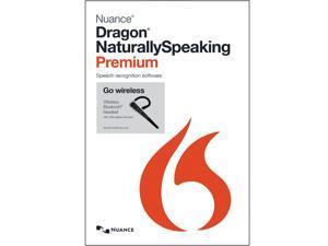 Dragon NaturallySpeaking Premium 13 - Wireless (Bluetooth)