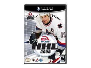 NHL 2005 Game Cube Game EA