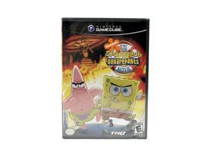 The SpongeBob SquarePants Movie Game Cube Game THQ