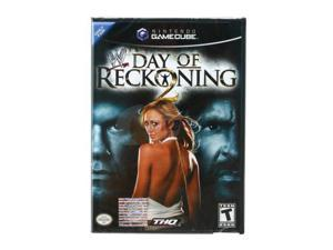 WWE Day of Reckoning 2 Game Cube game THQ