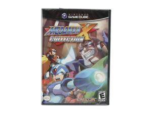 Mega Man X Collection Game Cube game CAPCOM