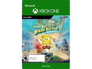 SpongeBob SquarePants: Battle for Bikini Bottom - Rehydrated Xbox One [Digital Code]