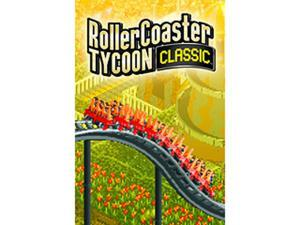 RollerCoaster Tycoon Classic [Online Game Code]