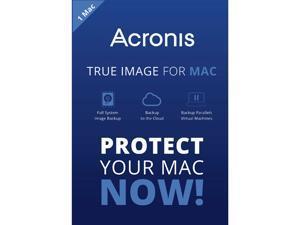 Acronis True Image for Mac - 1 Mac