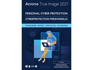 Acronis True Image 2021 - 1 PC/MAC Download