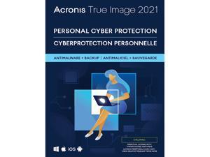 Acronis True Image 2021 - 3 PC/MAC Download