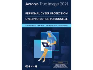 Acronis True Image 2021 - 5 PC/MAC Download
