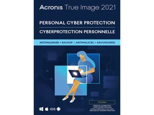 Acronis True Image 2021 - 3 PC/MAC