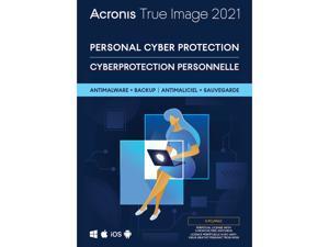 Acronis True Image 2021 - 5 PC/MAC