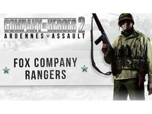 Company of Heroes 2 - Ardennes Assault: Fox Company Rangers [Online Game Code]