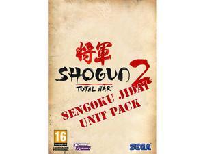 Total War: Shogun 2 - Sengoku Jidai Unit Pack [Online Game Code]