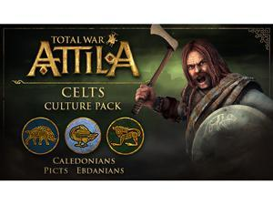 Total War: ATTILA - Celts Culture Pack [Online Game Code]