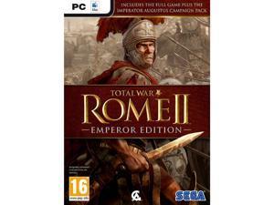 Total War: ROME II - Emperor Edition (Online Game Code)