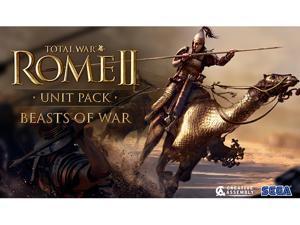 Total War: ROME II - Beasts of War (Online Game Code)