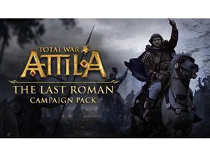 Total War: ATTILA - The Last Roman Campaign Pack (Online Game Code)