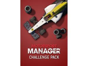 Motorsport Manager - Challenge Pack [Online Game Code]