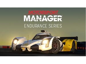 Motorsport Manager - Endurance Series [Online Game Code]