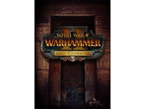 Total War: WARHAMMER II - Rise of the Tomb Kings [Online Game Code]