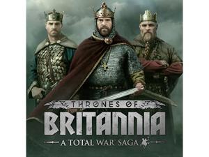 Total War Saga: Thrones of Britannia [Online Game Code]